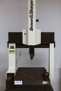 brown and sharpe coordinate measuring machine cmm