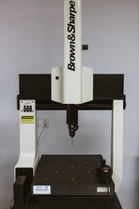 brown and sharpe coordinate measuring machine cmm