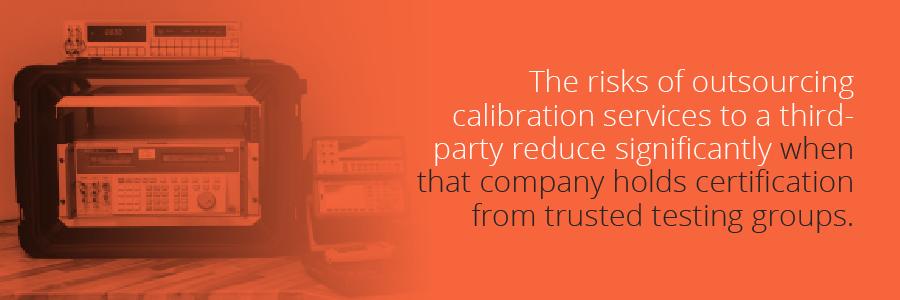 outsourcing-calibration-risks