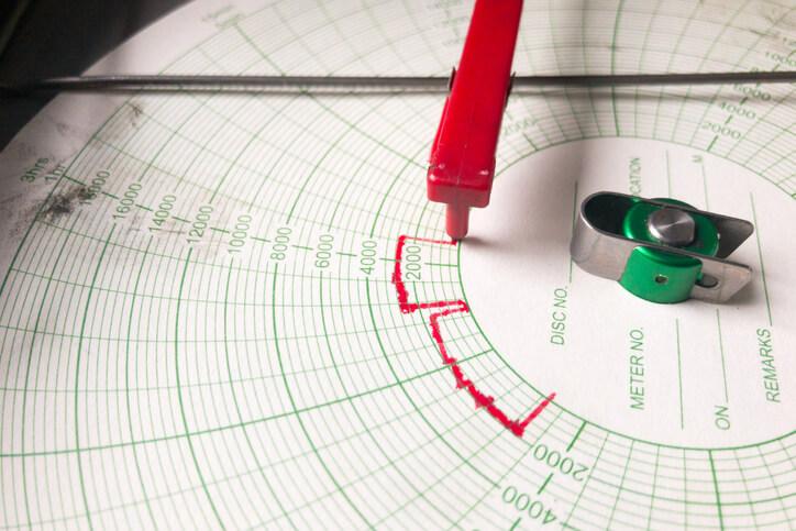 chart recorder calibration