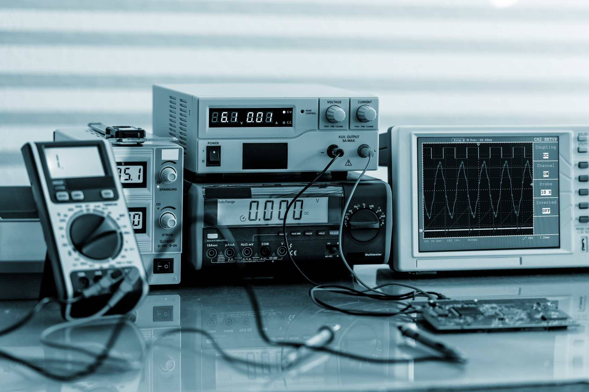 What's the Difference Between Calibration, Verification and Validation?